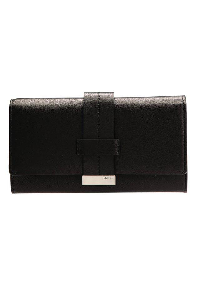 BÄRENBACH  - Wallet - black