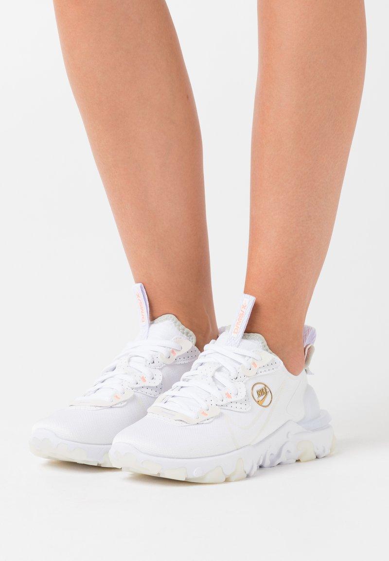 Nike Sportswear - REACT V2 - Trainers - white/sail/stone/atomic pink