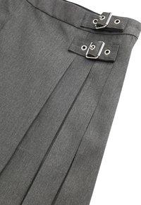 Next - KILT - Pleated skirt - grey - 2