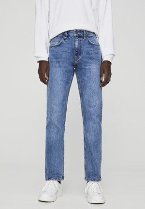 BEQUEME JEANS IM REGULAR-FIT IN BLAU 05682504 - Jeans baggy - dark-blue denim