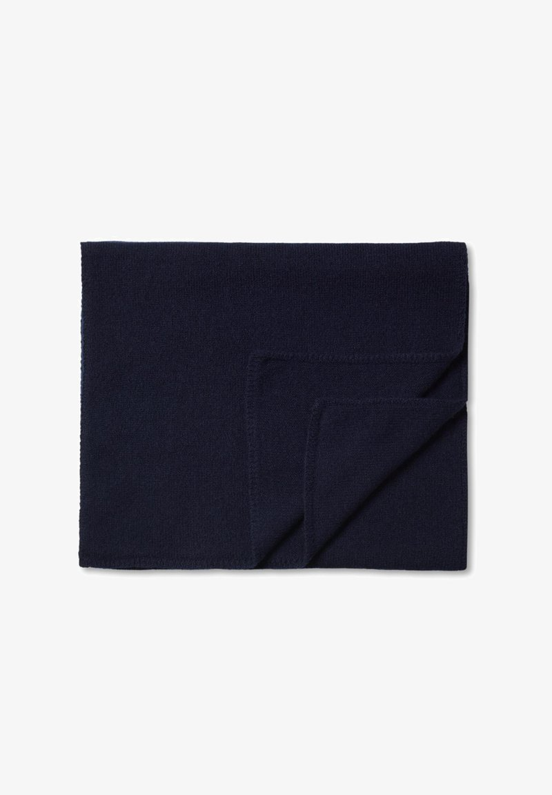 Falconeri - Scarf - blu navy