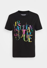 Versace Jeans Couture - Print T-shirt - nero - 0