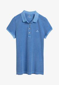 GANT - Polo shirt - pacific blue - 4