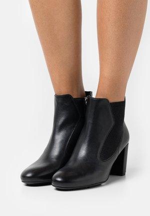 LOISIA - Boots à talons - black