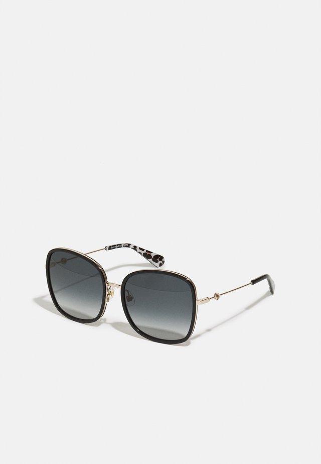 PAOLA - Sonnenbrille - black