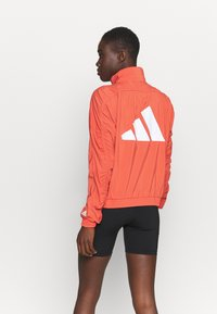 adidas Performance - Treningsjakke - red/white - 2