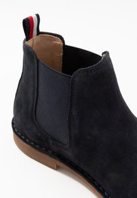 Tommy Hilfiger - DRESS CASUAL CHELSEA - Classic ankle boots - blue - 5