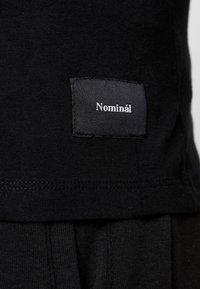 Nominal - HAMBURG GRANDAD - Shirt - black - 5