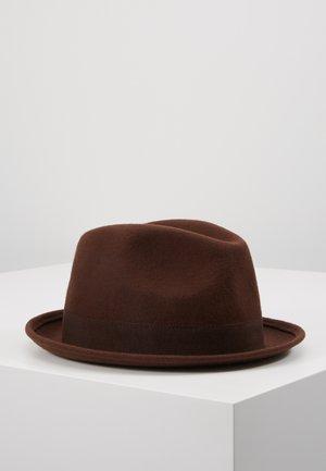 TRENTO - Hat - marron