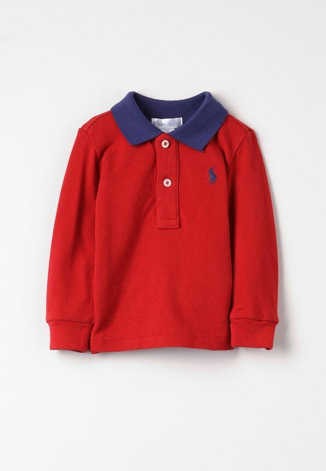 Poloskjorter - faded red