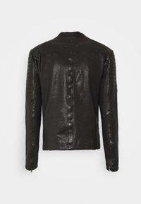 Be Edgy - Leather jacket - black - 1
