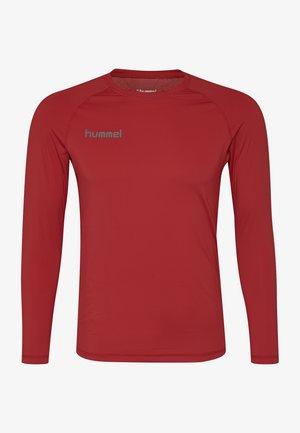 FIRST PERFORMANCE  - Sports shirt - true red