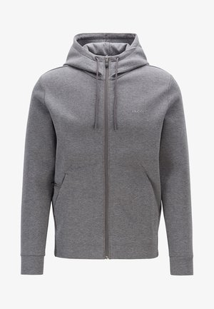 SAGGY - Zip-up hoodie - grey