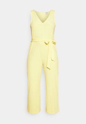 SANDRA - Jumpsuit - yellow