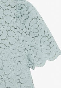 Dorothy Perkins - PUFF SLEEVE TEE - Bluse - pale green - 2
