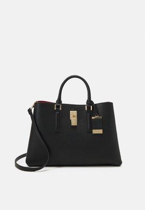 AREAWIEL - Handbag - jet black