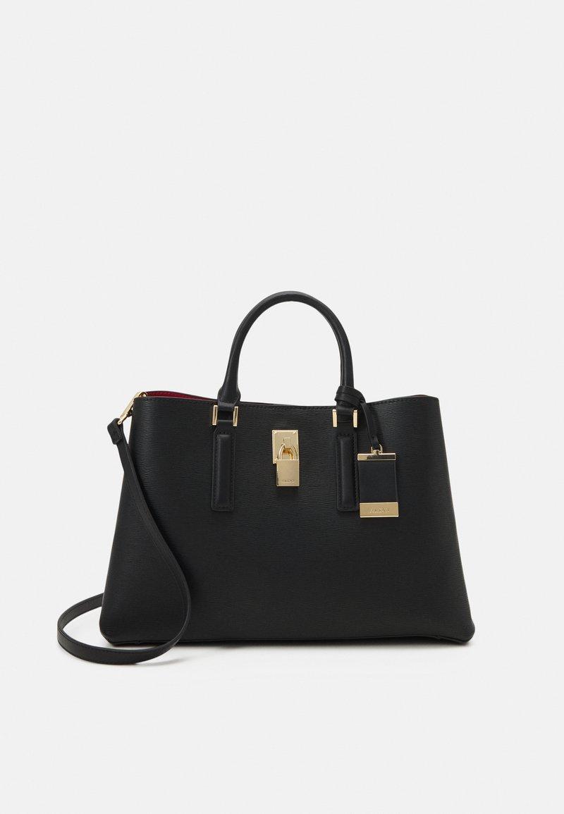 ALDO - AREAWIEL - Handbag - jet black