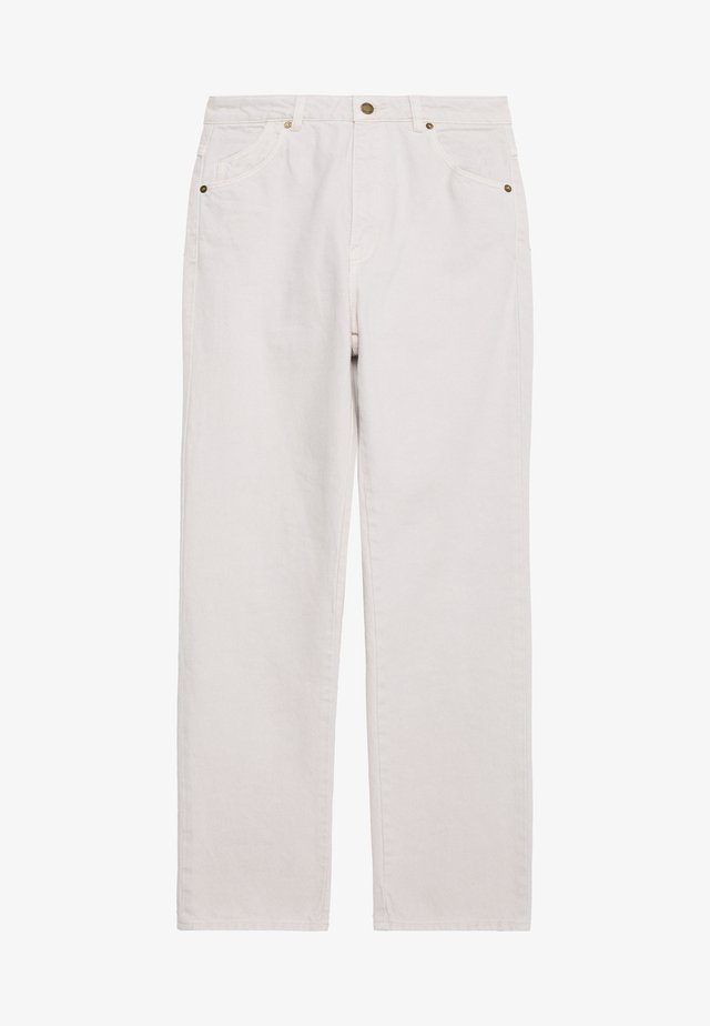 ORIGINAL STRAIGHT - Straight leg jeans - salt