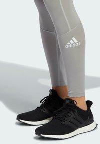 adidas Performance - TECHFIT LANGE  - Medias - grey - 3