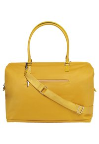 Lipault - LADY PLUME - Weekend bag - mustard - 1
