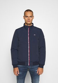 Tommy Jeans - ESSENTIAL PADDED JACKET - Veste mi-saison - twilight navy - 0