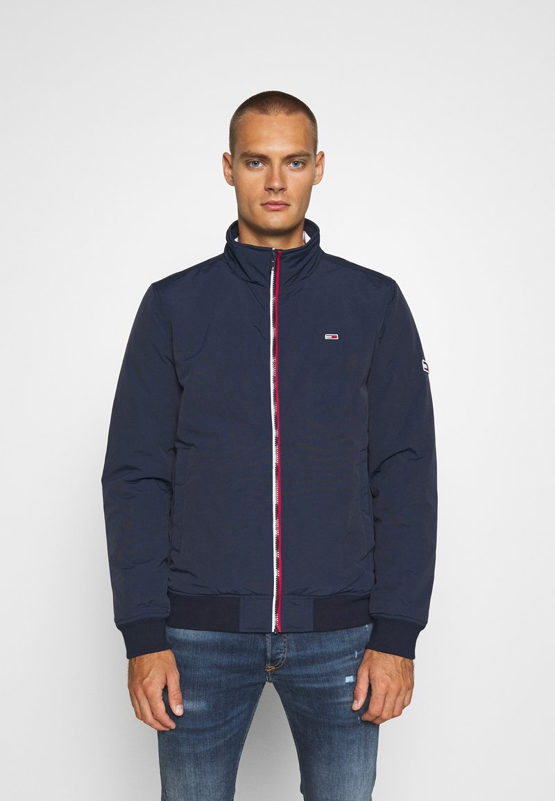 Tommy Jeans - ESSENTIAL PADDED JACKET - Veste mi-saison - twilight navy