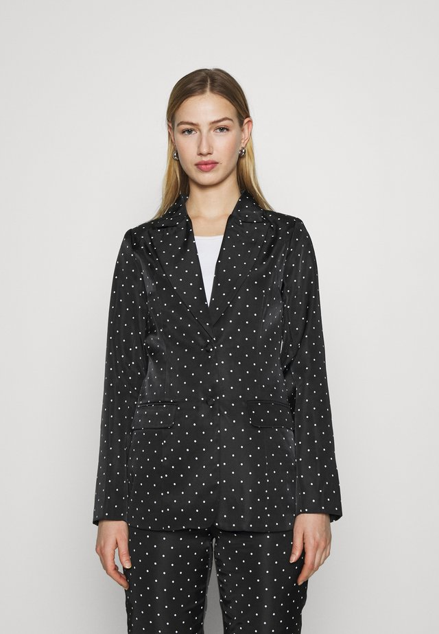 DISA - Short coat - black
