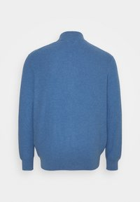 Polo Ralph Lauren Big & Tall - Stickad tröja - blue stone heathe - 1
