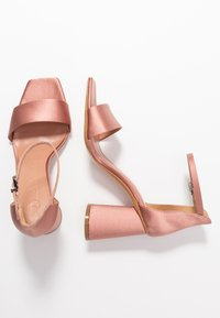 MAX&Co. - ALFREDO - Sandales à talons hauts - cladiella pink - 3