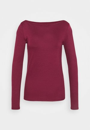BATEAU - Long sleeved top - red delicious
