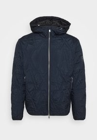Armani Exchange - BLOUSON JACKET - Light jacket - navy - 4