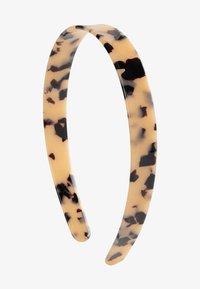 OYSHO - Headscarf - beige - 3