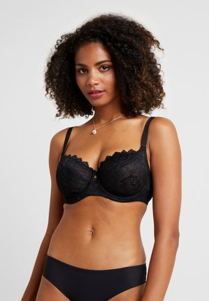 ANNA - Underwired bra - black