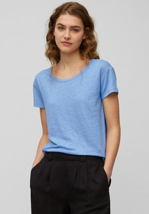 T-shirt basic - blue note