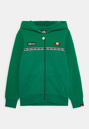 REFIGY - Mikina na zip - dark green