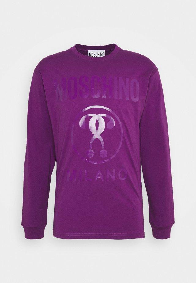 UPPER BODY GARMENT - Long sleeved top - violet