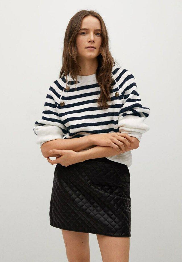 SMELANIA - Sweter - marineblau