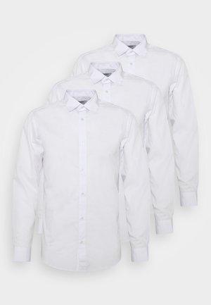 JJJOE 3 PACK - Camicia - white