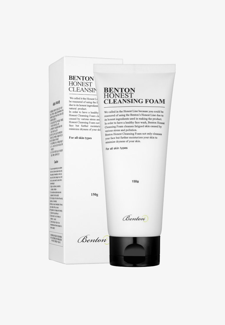 Benton - HONEST CLEANSING FOAM 150G - Gesichtsreinigung - neutral