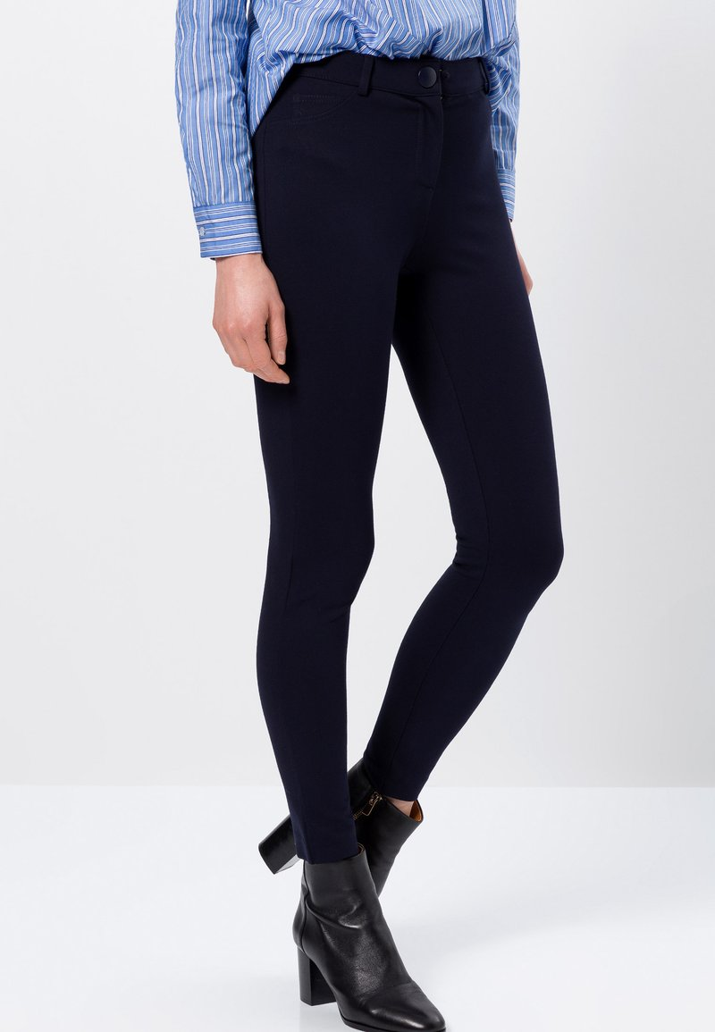 zero - Jeans Skinny Fit - dark blue