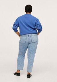 Mango - MOM - Slim fit jeans - mittelblau - 2