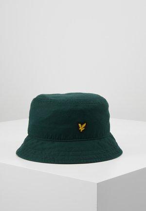 BUCKET HAT - Sombrero - jade green