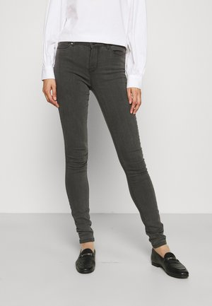VMJUDY TALL - Jeans Skinny Fit - dark grey denim