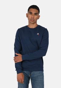 le coq sportif - ESS CREW N2 - Sweater - blue - 0