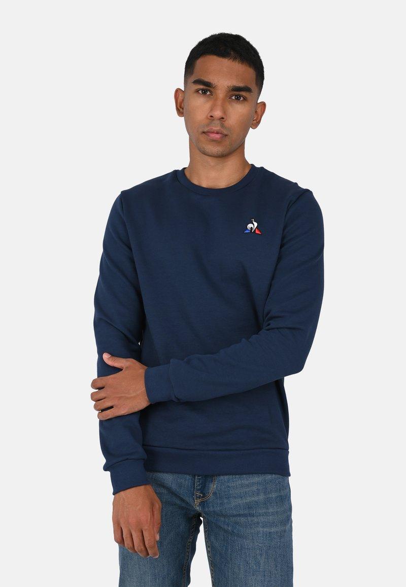 le coq sportif - ESS CREW N2 - Sweater - blue