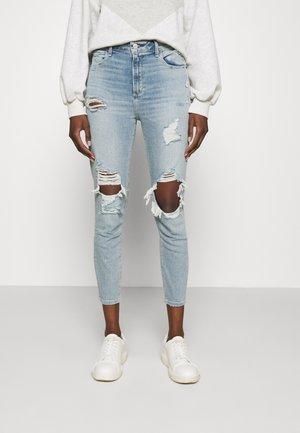 LIGHT LOVE - Jeans Skinny Fit - light blue