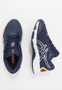 ASICS - GT-1000 9 - Stabilty running shoes - peacoat/white - 0