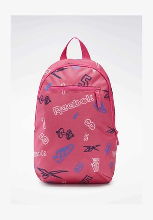 ALLOVER PRINT BACKPACK SMALL - Rugzak - pink