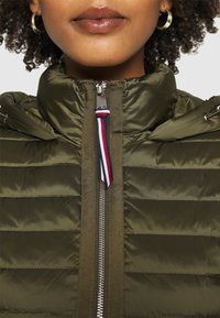 Tommy Hilfiger - COAT - Light jacket - army green - 5