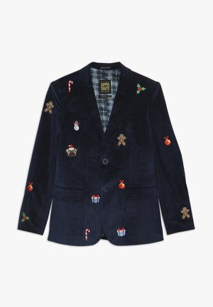 TEENS X-MAS ICONS - Suit jacket - navy